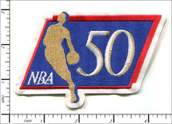 15 Pcs Embroidered Iron On Patches Nba 50 Sport Ap030nb