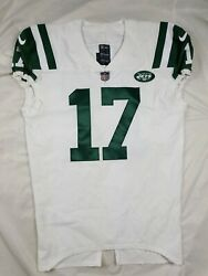 Official Game Issued 2017 New York Jets Nfl Authentic Nike Jersey 44
