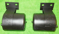 1962 1963 Ford Thunderbird Sports Roadster Orig Lh+rh Front Frame Counterweights