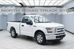 2017 Ford F-150 XL 2017 Ford F-150 XL 3.5L V6 Cylinder Engine North Texas Truck Stop