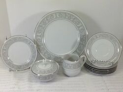 Vintage 70s China Imperial Japan Whitney 5671 Dinnerware China Dishes
