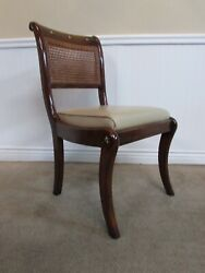 Theodore Alexander Althorp Regency Style Side Chair, Dining Chair A