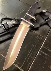 Mtech Xtreme 13 Full Tang Fixed Blade Hunting Knife G10 Handle 5mm Thick Blade