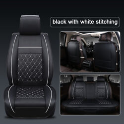 Universal Car Seat Covers 5 Seater For Jeep Lexus Land Rover Infiniti Waterproof
