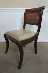 Theodore Alexander Althorp Regency Style Side Chair, Dining Chair B