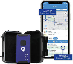 Spark Nano 7 Lte Car And Vehicle Gps Tracker With Magnetic Water Resistant Case
