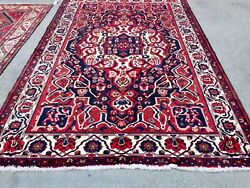 Authentic Large Wool Hand Knotted / Handmade Rug Carpet Runner