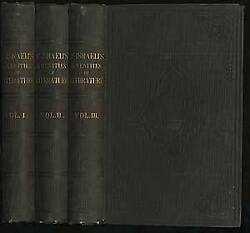 I D'isreali / Amenities Of Literature Sketches And Characters Of English 1842