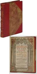 Ambrose Fisher / Defence Of The Liturgie Of The Church Of England Or Booke 1st