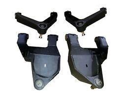 L Dodge Ram 2002 - 2008 Upper And Lower Control Arms For With Air Springs