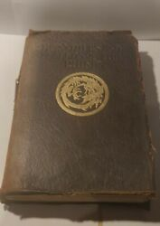 Hero Tales And Legends Of The Rhine - Antique - Brown Cloth Cover
