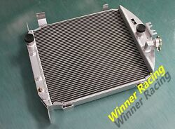 26 High Side-fill Aluminum Alloy Radiator Ford Model A Ford Engine 1928-1929 At