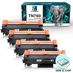 Tn760 Toner Chip For Brother Tn730 Hl-l2350dw L2370dw Mfc-l2710dw L2730dw Lot