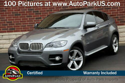 2009 BMW X6 50i 2009 BMW X6 xDrive50i Sport Package Navigation Back Up Camera Comfort Access