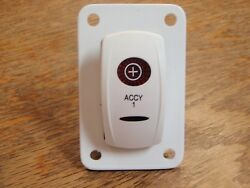 Accessory 1 Switch Panel Psc11wh Panel White V1d1g66b Carling Contura V Screened