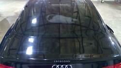 08-17 Audi A5 S5 Trunk/decklid With Camera No Lights Brilliant Black Ly9b