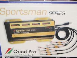 Battery Charger Dual Pro 652 Ss4 Sportsman 40amp 4 Bank 10a Each Boatingmall