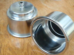 Drink Beverage Cup Holder Stainless 50 79420 Sold Pairs Cup Holders Boatingmall