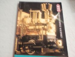 The World Of Lgb Catalog 1993 94 Trains New Items Cars Locomotive Book 227 Page
