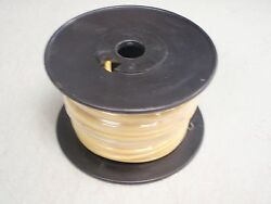 Wire Tinned Copper Marine Grade 16ga Yellow 100ft 639 103010 Primary Boat Cable