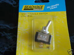 Toggle Switch Seachoice Off/on Switch 12101 Boat Electric Parts Boatingmall Sale
