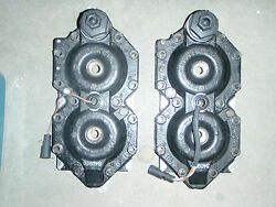 Johnson Evinrude Cylinder Heads 90hp 340950 Omc 1995-2006 Outboard Parts Head