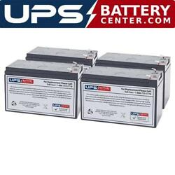 Powervar Security Ii Upm 1440va 1296w Abce1442-22 Compatible Replacement Battery