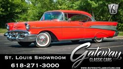 1957 Chevrolet Bel Air150210 -- 1957 Chevrolet Bel Air  Coupe 283 CID 3 on the tree