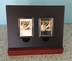 2009 Celebrating 200 Years Of Australia Post Stamp-coin Proof Set Home Delivery