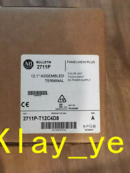 Rockwell Touch Screen 2711p-t12c4d8 New 2711p-t12c4d8