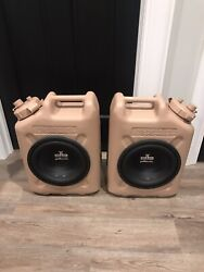 Jerry Can Subwoofers Pair