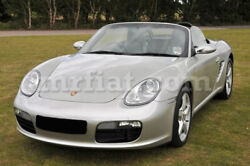 For Porsche Boxster 987 Black Indoor Fabric Car Cover 2004-11 New
