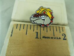 COLORFUL BULLDOG PIN