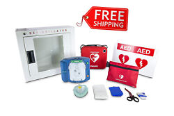 Aed Defibrillator Business Package Slim Aed Carry Case