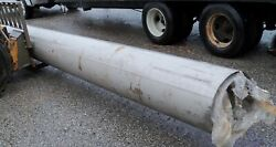 18 Inch Stainless Steel Pipe 20ft Long 316l Sch 10s Spec A-312/sa-312