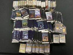 Huge A Game Of Thrones Ccg Booster Pack And Starter Deck Lot