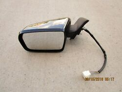 07 - 12 Mitsubishi Galant Driver Left Side Power Non-heated Exterior Door Mirror