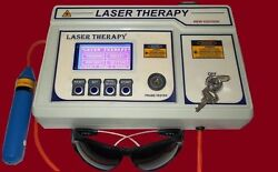 Advance Computerised Laser Therapy Different Medical Application Machine Fjh