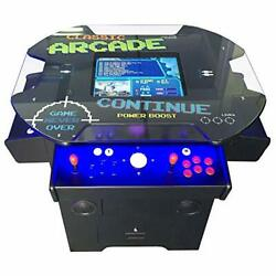 Full-size Commercial Grade Pub-style Arcade Machine -1162 Classic Games