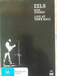 EELS - With Strings Live At Town Hall (DVD 2006) All Region Like New