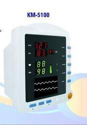 Pulse Oximeter With Nibp Table Top Model Km-5100
