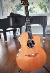 Lowden F-25C Acoustic Guitar - RARE amazing sound w blender pick-up installed