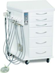 Tpc Dental Omc-2375 Orthodonic Mobile Delivery Cabinet