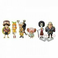 Movies ONE PIECE STAMPEDE World Collectible Figure vol.1 All 6 types set