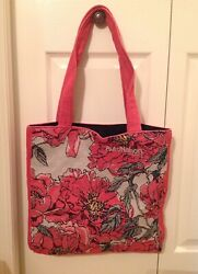 Casual Women Floral Large Capacity Tote Canvas Shoulder Bag Shopping Beach Bags $8.99
