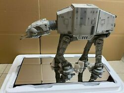 Master Replicas Star Wars AT-AT Imperial Walker Limited 568/1000 -----  NEW