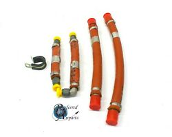 New Old Stock Lycoming Fire Sleeve Teflon Hose Kit P/n Lw16214