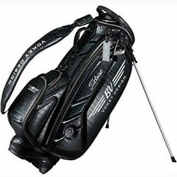 TITLEIST Golf Men's Stand Caddy Bag VOKEY DESIGN 9.5 x 47 in 4.6kg CBS9VW Black $829.68