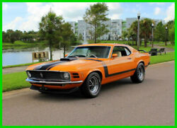 1970 Ford Mustang Factory 4 speed manual transmission with a