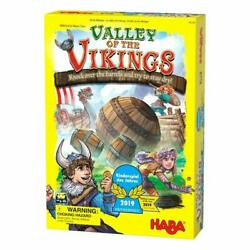 Haba Valley Of The Vikings - Knock Down Barrels And Collect Or Steal Coins